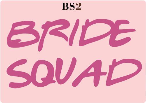 Bride Squad 2 Font