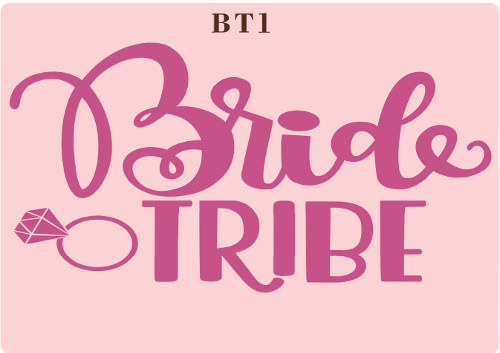 Bride Tribe 1 Font