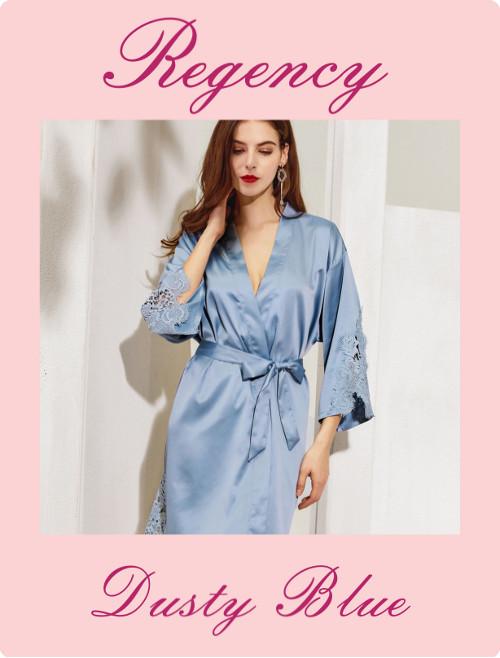 Regency Lace Robes