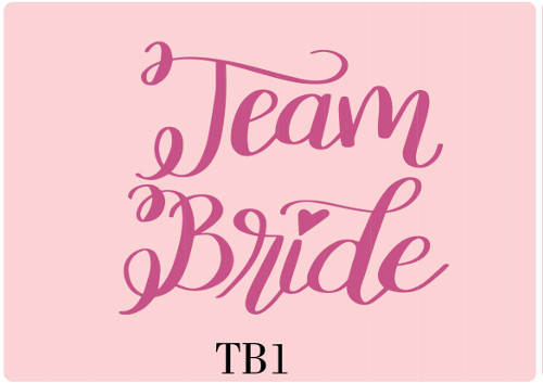 Team Bridge 1 Font